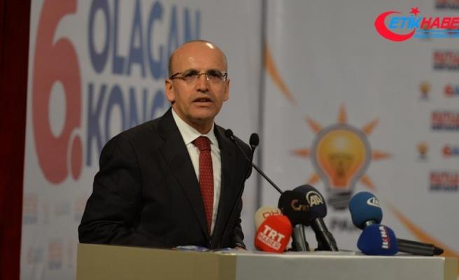 Başbakan Yardımcısı Şimşek: Biz ülkenin var olan imkanlarını hareke geçirdik