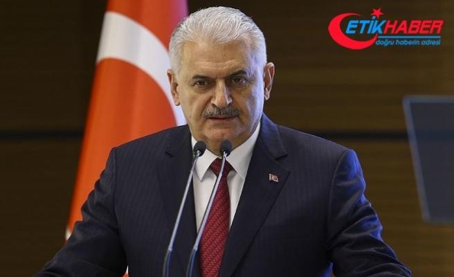 Başbakan Yıldırım: Biz Belarus-Türkiye ilişkilerinde kazan kazan esasına göre işlerimizi geliştirmeyi hedefliyoruz
