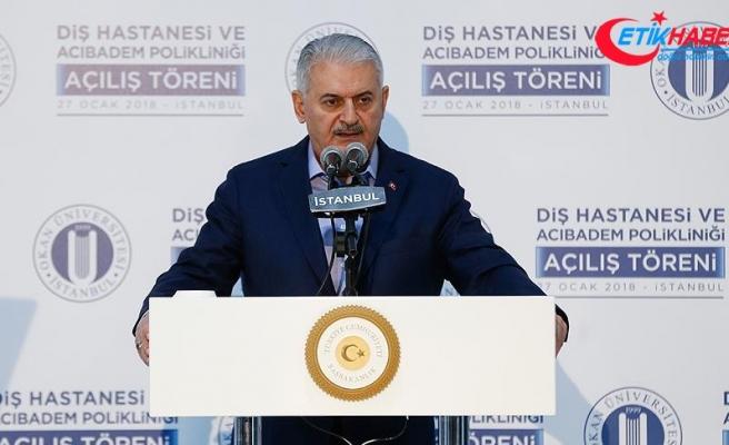 Başbakan Yıldırım: Bu harekat mecburiyet sonucu yapıldı