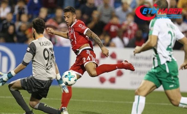 Bayern Münih'ten 6 gollü galibiyet