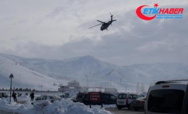 Bitlis'te çığ düştü: 5 şehit, 14 yaralı