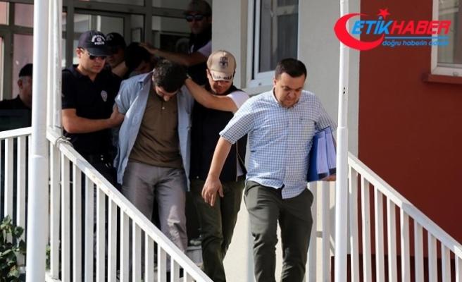 Bombalı eylem hazırlığındayken yakalanan DEAŞ sanıkları hakim karşısında