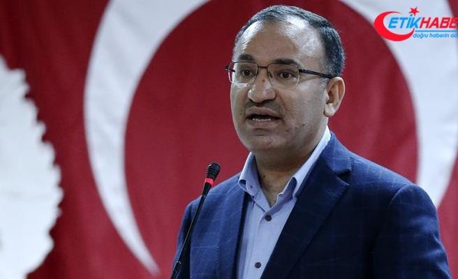 Bozdağ: ABD, tek bir sivilin burnunun kanamadığını Türkiye'den daha iyi biliyor