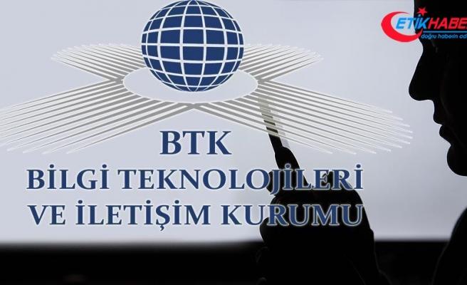 BTK'dan 'Zeytin Dalı Harekatı' paylaşım takibi