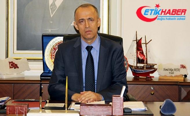 Çankırı Valisi Aktaş'ın eşi Seval Aktaş, görevinden istifa etti