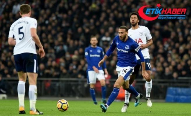 Cenk Tosun'lu Everton Londra'dan puansız döndü