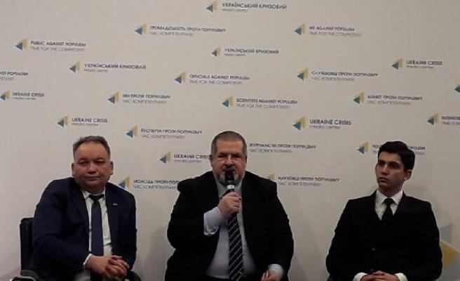 Çubarov: Rusya'ya yaptırımları kaldırmak, Tatarlar'ın ölümüne onay vermektir