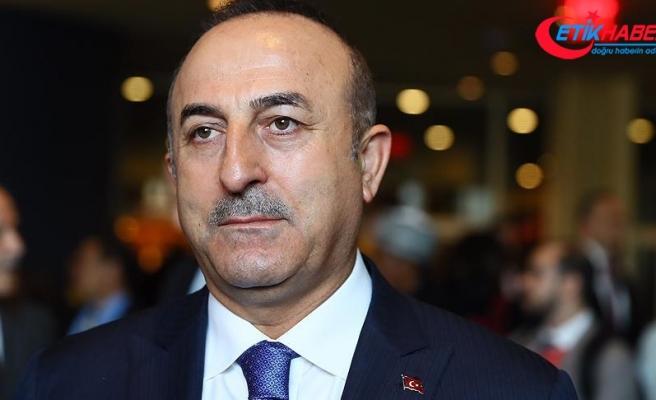 Çavuşoğlu: İran ve Rusya sorumluluklarını yerine getirmeli