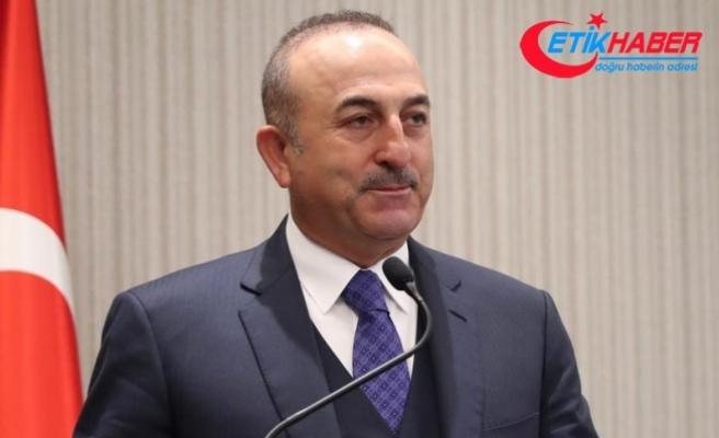 Başbakan Yardımcısı Çavuşoğlu: Milletimiz bu algı operasyonlarına hiçbir şekilde kurban olmaz, o açık ve net