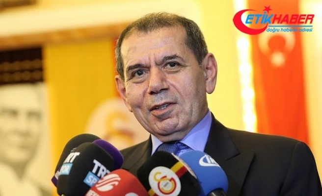 Dursun Özbek: Galatasaray'ı yarı yolda bırakmaya niyetim yok