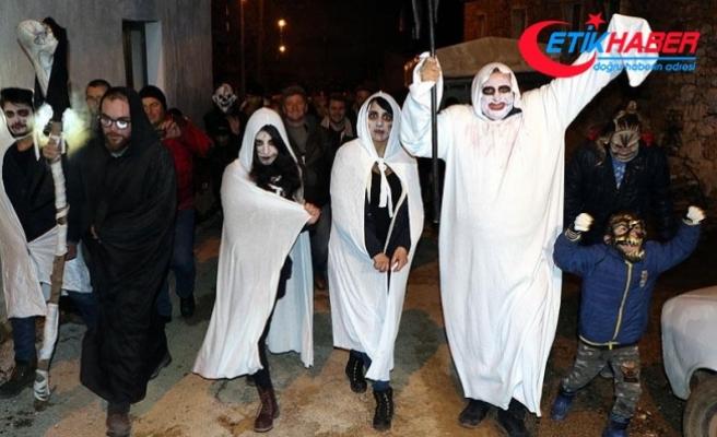 Edirne'de Bocuk Gecesi kutlandı