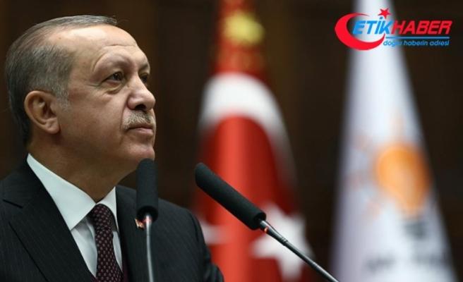 Erdoğan: Bizler 7 Ağustos ruhunu yaşamaya devam ediyoruz