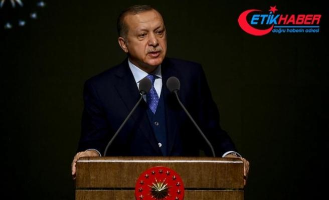 Erdoğan: Çok yakında terör örgütü kıpırdayamaz hale getirilecektir