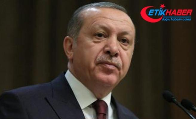 Erdoğan Münir Özkul'un vefatı nedeniyle taziye mesajı yayınladı