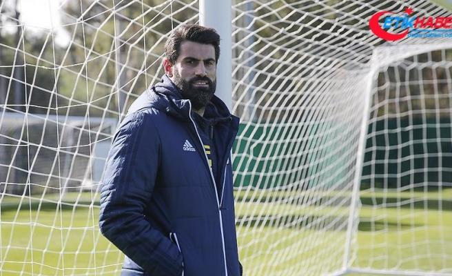 Fenerbahçe'nin kaptanı Volkan Demirel: Çok zevkli bir lig oluyor