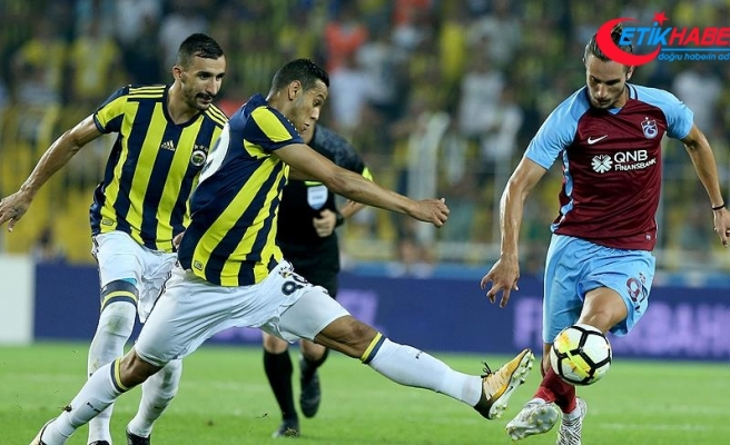 Fenerbahçe, yarı final için sahada