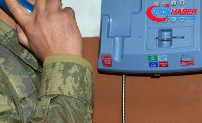 FETÖ'ye 'ankesörlü telefon' operasyonunda 6 asker tutuklandı
