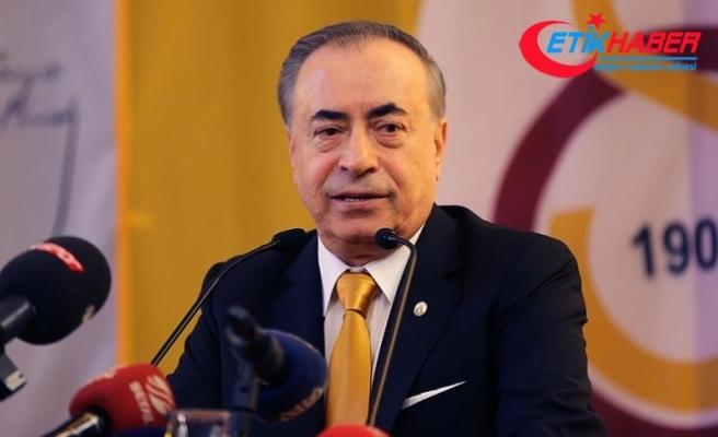Galatasaray Başkanı Cengiz'den Özbek'e yanıt