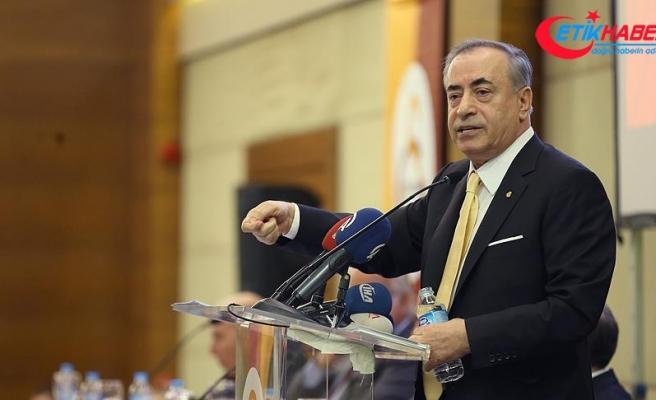 Galatasaray Kulübü Başkan Adayı Cengiz: Biz 3 ay için gelmiyoruz