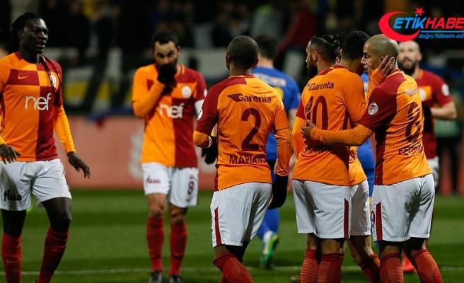 Galatasaray kupada çeyrek finale yükseldi