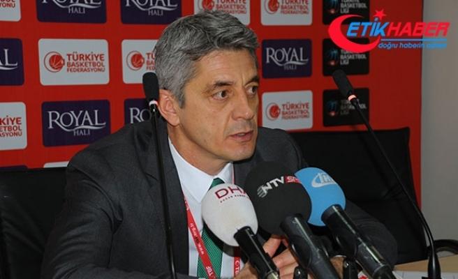 Galatasaray Odeabank'ın yeni başantrenörü Mahmuti ''Hepimizi zor bir süreç bekliyor''