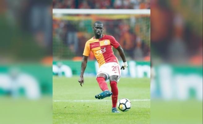 """Galatasaraylı futbolcu Ndiaye: """"Muhteşem bir takımın formasını giyiyorum"""""""