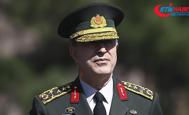 Genelkurmay Başkanı Akar, Zeytin Dalı Harekatı'nı denetledi