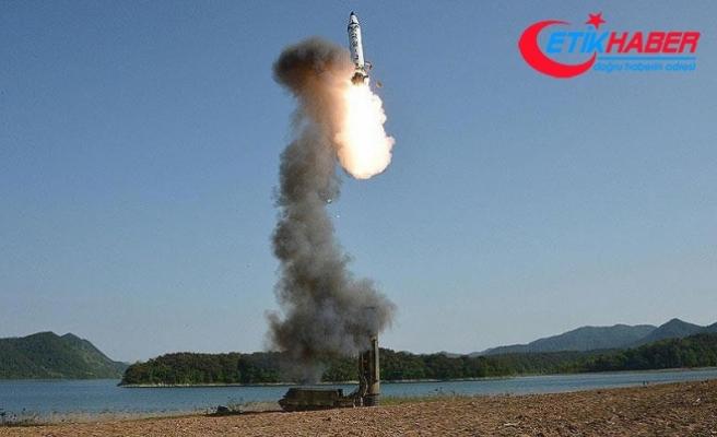 ABD'den 'Kuzey Kore yeni balistik füze üretiyor' iddiası
