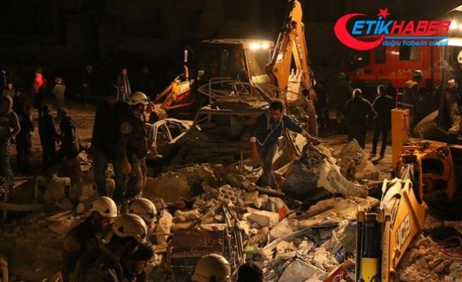 İdlib'deki patlamalarda ölü sayısı 32'ye çıktı
