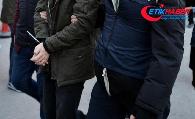 """""""Zeytin Dalı Harekatı""""nı protesto etmek isteyen 11 kişi tutuklandı"""