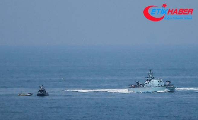 İsrail güçleri 4 Filistinli balıkçıyı gözaltına aldı
