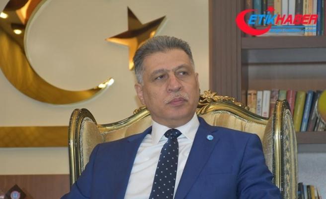 Türkmen lider Salihi'den 'Türkmenlerin sokaktaki tepkisi artıyor' açıklaması