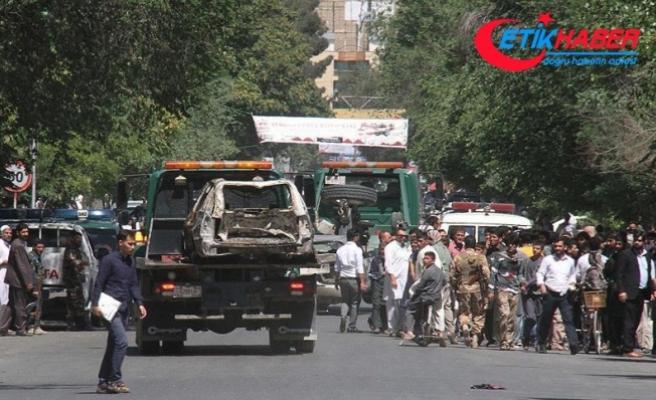 Kabil'de düzenlenen bombalı saldırıda ölü sayısı 95 oldu