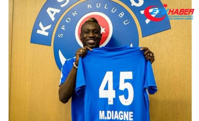 Kasımpaşa, Senegalli forvet Diagne'yi kadrosuna kattı