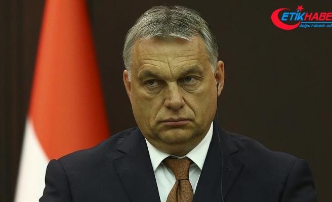 Macaristan Başbakanı Orban'dan Soros'a sığınmacı benzetmesi