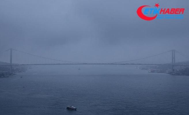 Marmara Bölgesi'nde sis uyarısı
