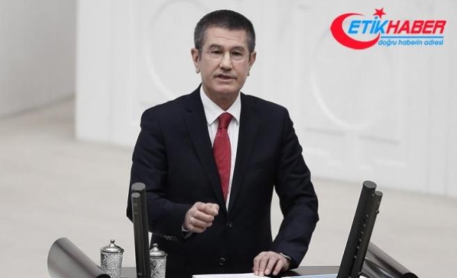 Milli Savunma Bakanı Canikli: Zeytin Dalı operasyonunda TSK ve ÖSO kaynaklı sivil zayiat olmamıştır