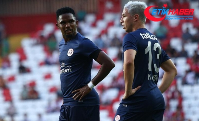 Atiker Konyaspor, Eto'o ile prensipte anlaştı