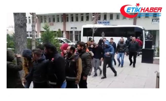 Niğde'de uyuşturucu operasyonu: 71 gözaltı