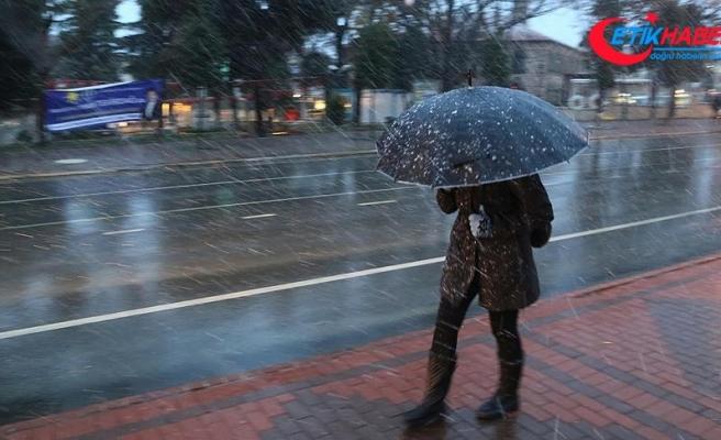 Orman ve Su İşleri Bakanı Eroğlu: Uzun dönem ortalamalarına yakın yağış bekliyoruz