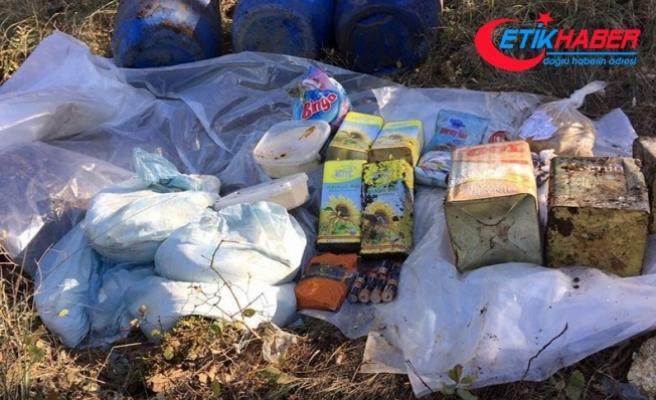 Osmaniye'de terör örgütü PKK'ya yönelik operasyon düzenlendi