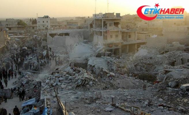 Rusya'nın Suriye'deki saldırılarında 5 bin 783 sivil öldü