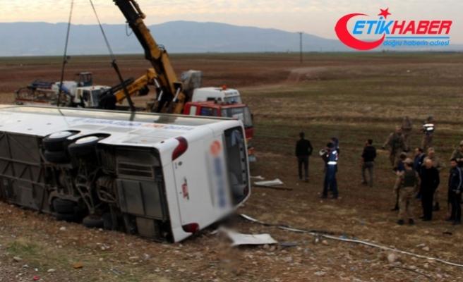 Silopi'de feci kaza: 9 ölü