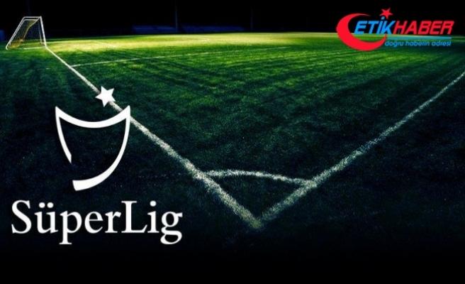 Süper Lig'de 6 takım PFDK'ya sevk edildi
