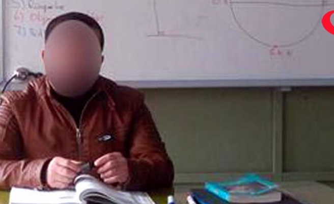 Taciz sanığı öğretmenden mağdur öğrencinin babasına mesaj: Tağuta değil, şeriate gidelim
