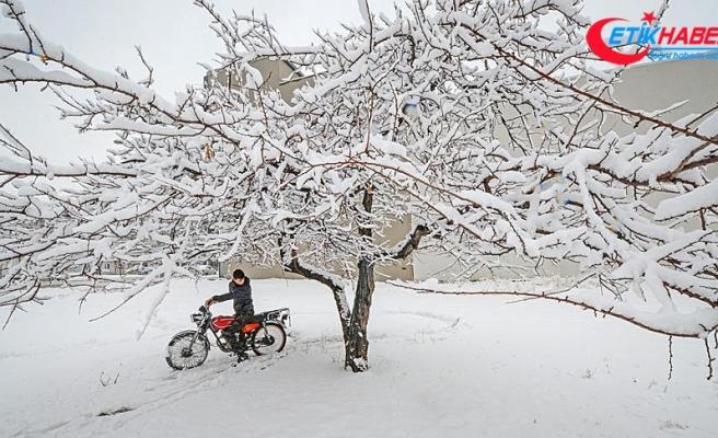 İstanbul'da kar var mı?