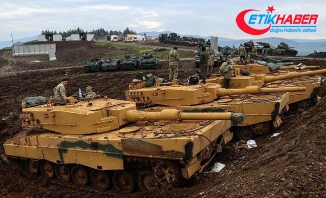 TSK: Zeytin Dalı Harekatı'nda şu ana kadar en az 287 PKK/KCK/PYD-YPG ve DEAŞ terör örgütü mensubu etkisiz hale getirildi
