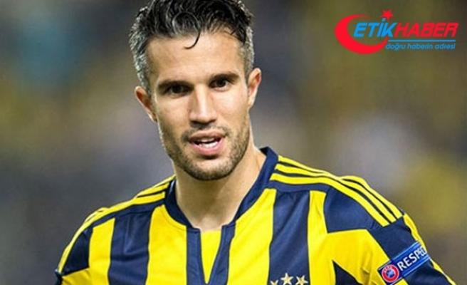 Robin van Persie, Derbi Öncesi Fenerbahçe'ye Başarılar Diledi