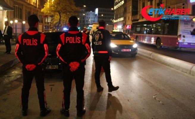'Yeditepe Huzur' asayiş uygulamasında 107 gözaltı