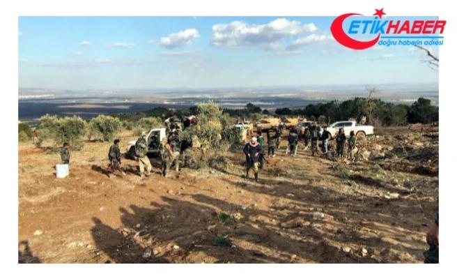 'Zeytin Dalı Harekatı'nda 10'uncu gün; Burseya'dan sonra hedef Afrin